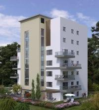 פרויקט בנייה בפרדס חנה דירה לדוגמה